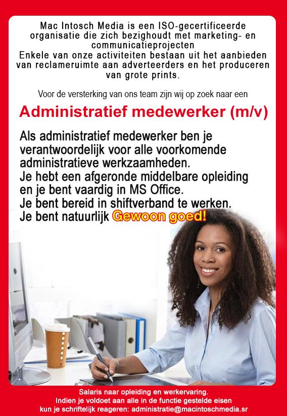 alle media vacatures